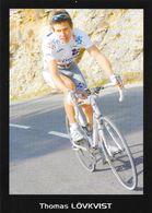 Cycliste: Thomas Lövkvist, Equipe De Cyclisme Professionnel: Team La Française Des Jeux, Suède 2004 - Sports