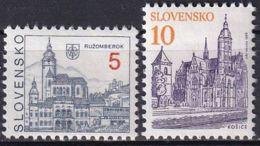 SLOWAKEI 1993 Mi-Nr. 164/65 ** MNH - Slovaquie