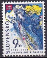 SLOWAKEI 1997 Mi-Nr. 283 ** MNH - Slovaquie