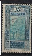 GUINEE       N°  YVERT   96 (1)  OBLITERE       ( O   3/ 39 ) - Guinée Française (1892-1944)