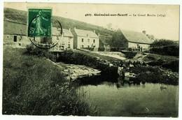 Guéméné-sur-Scorff - Le Grand Moulin - Guemene Sur Scorff