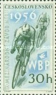 USED STAMPS Czechoslovakia - Sports Events Of -1956 - Czechoslovakia