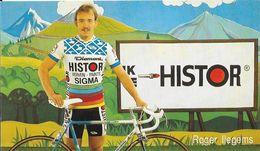 Cycliste: Roger Llegems, Equipe De Cyclisme Professionnel: Team Histor Sigma, Belge 1989 - Sports