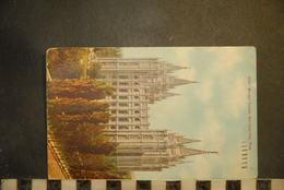 CP, USA, Utah - Salt Lake City - 'Mormon' Temple - 8174 - Salt Lake City