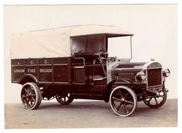 Véhicule Sapeur Pompier London Brigade Fire - Marque Tilling-Stevens - Camions & Poids Lourds
