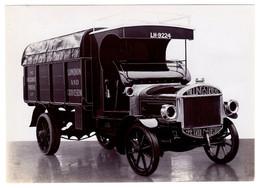 Véhicule Camion De Transport The Amalgamate Press London - Marque Tilling-Stevens - Camions & Poids Lourds