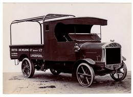 Véhicule Camion De Transport British Arc Welding Co Ltd Décapoté - Marque Tilling-Stevens - Camions & Poids Lourds