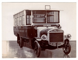 Bus De Transport Folkestone District Road Car - Marque Tilling-Stevens - Camions & Poids Lourds