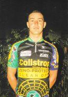 Cycliste: Lenaers Tim, Equipe De Cyclisme Professionnel: Team Collstrop Zeno Protect, Belge 1997 - Sports