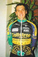Cycliste: Verbeken Peter, Equipe De Cyclisme Professionnel: Team Collstrop Zeno Protect, Belge 1997 - Sports