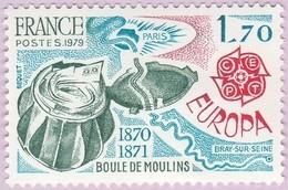 N° Yvert & Tellier 2047 - Timbre De France (Année 1979) - MNH - Boule De Moulins - Neufs