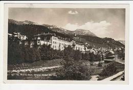 St Moritz Bad -  Grand Hotel Du Lac - GR Graubünden