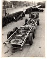 Camion Remorque 1937 - Camions & Poids Lourds