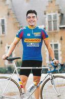 Cycliste: Marcel Wüst, Equipe De Cyclisme Professionnel: Team Novemail Laser Computer, France 1993 - Sports