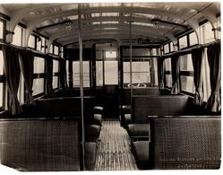 Intérieur D'un Bus De Marque Tilling-Stevens - Camions & Poids Lourds