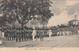 Kenya  BEA  MOMBASA Guard Of Honour   Ky659 - Kenya