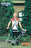 Cycliste: Edward Kuyper, Equipe De Cyclisme Professionnel: Team Elro Snacks De Yskoning, Holland 1989 - Sports