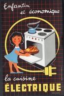 Buvard LA CUISINE ELECTRIQUE  (PPP10296) - Electricity & Gas