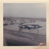 Caravelle - Air-france : ( Photo Polaroid ) - Format 9cm X 9cm - - Aviation