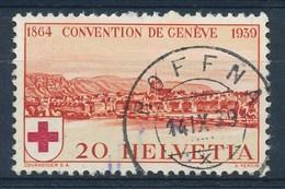 """HELVETIA - Mi Nr 357 - Cachet  """"ROFFNA"""" - (ref. 1104) - Gebruikt"""