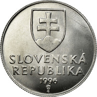 Monnaie, Slovaquie, 20 Halierov, 1996, SPL, Aluminium, KM:18 - Eslovaquia