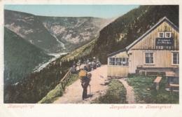 AK - Tschechien - Bergschmiede Im Riesengrund - (Riesengebirge) - 1900 - Tschechische Republik