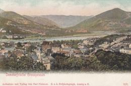 AK -Tschechien -  GROSSPRIESEN (Velke Brezno) - Gesamtansicht 1910 - Tschechische Republik