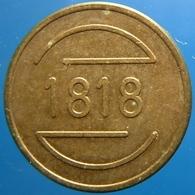 KB179-1 - 1818 De Gruyter - Den Bosch - B 20.0mm - Koffie Machine Penning - Coffee Machine Token - Professionnels/De Société