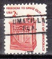USA Precancel Vorausentwertung Preo, Locals Florida, Umatilla 729 - Vereinigte Staaten