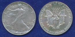 USA 1 Dollar 1992 Allegorie Ag999 1oz - 1979-1999: Anthony