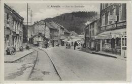Aywaille.   -   Rue De Bastogne.  -   Hôtel Du Commerce Marichal. - Aywaille
