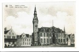 CPA - Carte Postale - Belgique - Lier - Hotel De Ville Et Beffroi -VM1357 - Lier