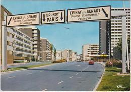91 Epinay Sous Senart  Les Nouvelles Residences - Epinay Sous Senart