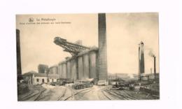 La Métallurgie.Voies D'amenée Des Minerais Aux Hauts-fourneaux. - Industrie