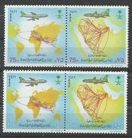 ARABIA SAUDITA YVERT 838/41  MNH  ** - Arabia Saudita