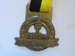 "Medaglia Sportiva ""STUTTGART LAUF 2013  JUBILAUM 20 JAHRE"" - Firma's"