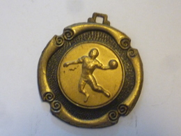 "Medaglia Sportiva ""JUGEND TURNIER 1997 TSV SG - Ober - / Unterlenningen"" - Professionali/Di Società"