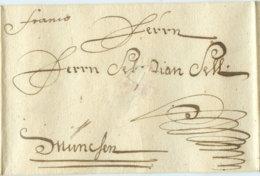 1769 Ingolstadt Bfh. Franco N. München - Deutschland