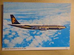 BRITISH CALEDONIAN      B 707 - 1946-....: Era Moderna