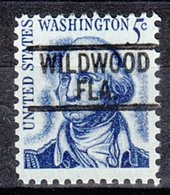 USA Precancel Vorausentwertung Preo, Locals Florida, Wildwood 819 - Vereinigte Staaten