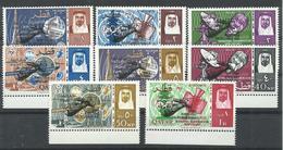 QATAR  YVERT  95/102 MNH  ** - Qatar