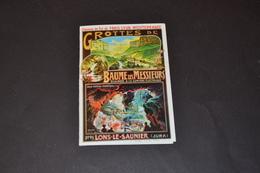 Mini Calendrier 1981 Ancienne Publicité Baumes Les Messieurs  Bijoux GUBIN - Calendriers