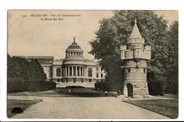 CPA - Carte Postale - Belgique - Bruxelles Parc Du Cinquantenaire- Musée Des Arts-VM1358 - Forêts, Parcs, Jardins