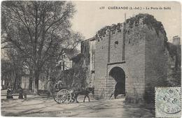 GUERANDE: LA PORTE DE SAILLE - Guérande
