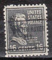 USA Precancel Vorausentwertung Preo, Locals Florida, Winter Haven 704 - Vereinigte Staaten