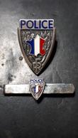 INSIGNES POLICE - Police & Gendarmerie