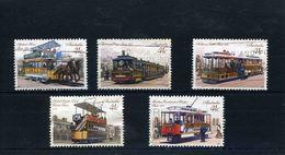 Timbres Australie 1989 - Australian Historic Trams - Usados