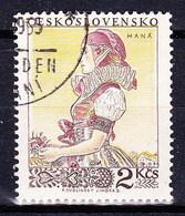 Tchécoslovaquie 1955 Mi 924 (Yv 819), Obliteré - Used Stamps