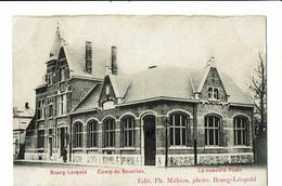 CPA - Carte Postale - Belgique - Bourg Léopold La Nouvelle Poste-1908 - VM1360 - Beringen