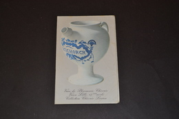 Mini Calendrier 1978 Chicorée Entre LEROUX Vase De Pharmacie - Formato Piccolo : 1971-80